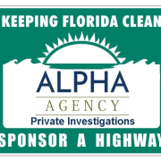 Alpha Agency Gives back