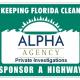 Alpha Agency Gives back
